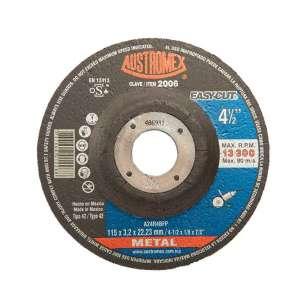 "DISCO 2006 CORTE METAL 4 1/2"" AUSTROMEX"