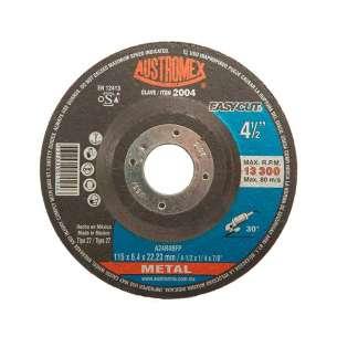 "DISCO 2004 DESBASTE METAL 4 1/2"" AUSTROMEX"