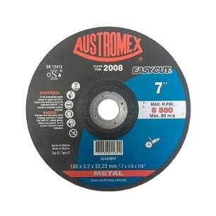 "DISCO 2008 CORTE METAL 7"" AUSTROMEX"