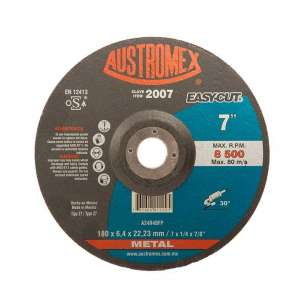 "DISCO 2007 DESBASTE METAL 7"" AUSTROMEX"