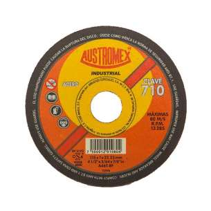 "DISCO  710 CORTE METAL  4 1/2"" AUSTROMEX"