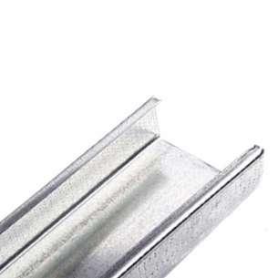 Poste Viga Perfirey Cal. 22 Medidas 9.20cm x 3.05m Presentación 1 pieza. Soporta el peso del panel de yeso y las cargas estructurales de una construcción.