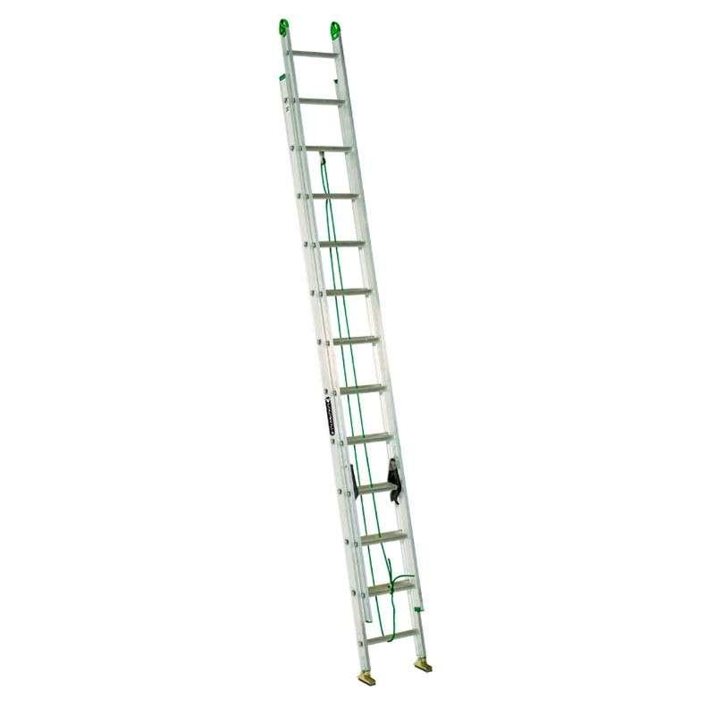 Escalera de extensión de aluminio...