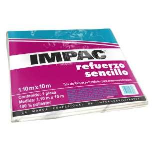 MALLA REFUERZO SENCILLO IMPAC 1.1MX100M